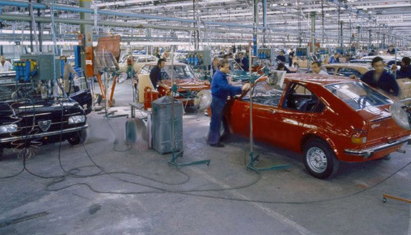 The Ten Worst Car Factories In History