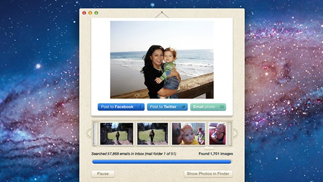 Lost Photos Recovers Old Forgotten Photos from Your Email, Is Free for Today Only