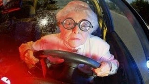 POLAR VORTEX PART DEUX! How to drive more sensibly.