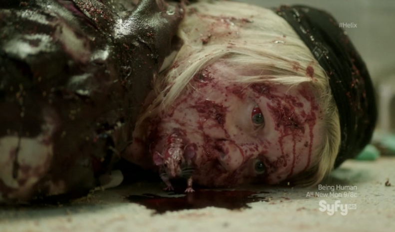 It's hallucination time on Helix!