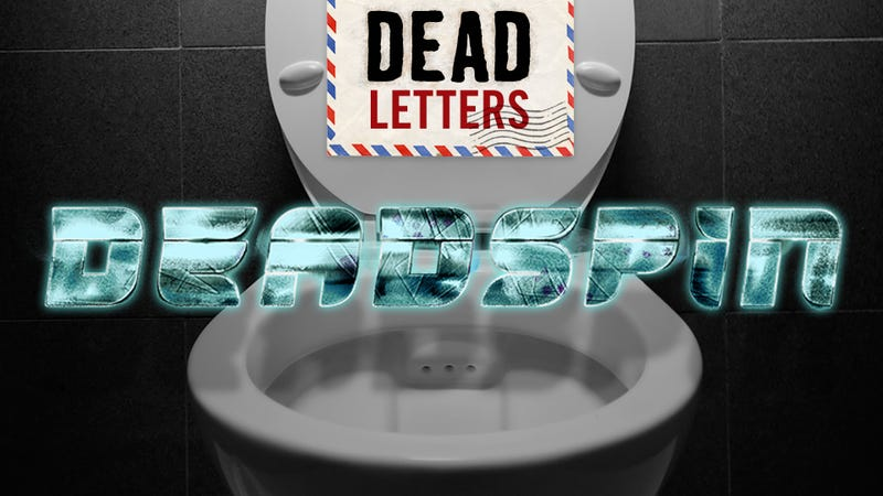 "Dead Letters: ""Hey Cuntbags. Research This."""