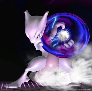 Smash Bros 4. Character Wishlist : Mewtwo!