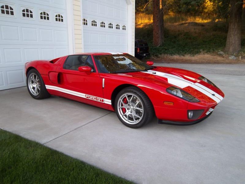 All 'Murican, All V8 Garage