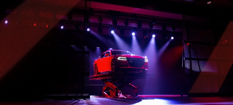 Why Big Car Intros Are Still Needed To Get People To See Changes