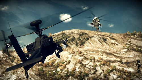 Apache Air Assault Takes Off In November