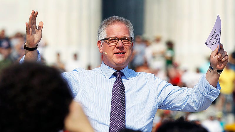 Why Are Conservatives 'Turning' on Glenn Beck?