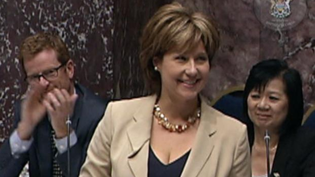 Canadian Politician Criticized For Showing Too Much Cleavage
