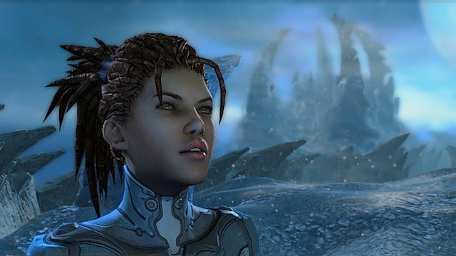 StarCraft II: Heart of the Swarm Is 99% Complete