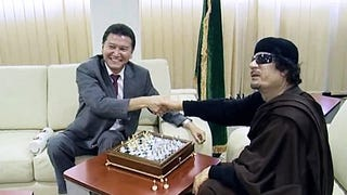 "Millionaire ""Alien Abductee"" Wins World Chess Federation Presidency"