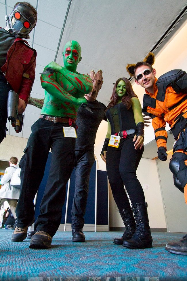 Coolest Comic-Con Cosplay, Day 3: Getting Crazier and More Amazing