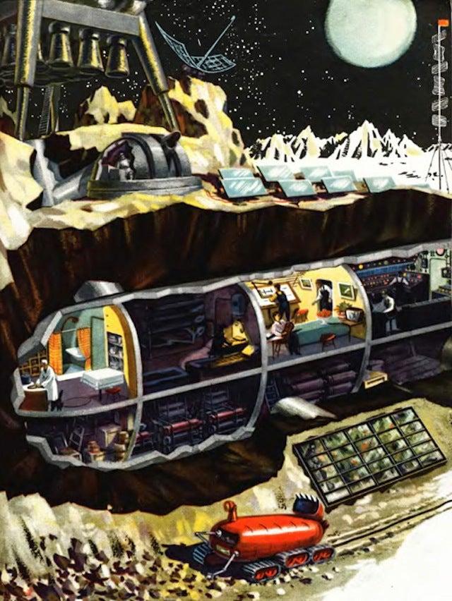 Intergalaktikus kommunizmus: űrkorszak a Szovjetunióban