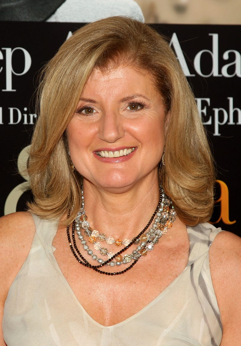 What Does Arianna Huffington Really Look Like?