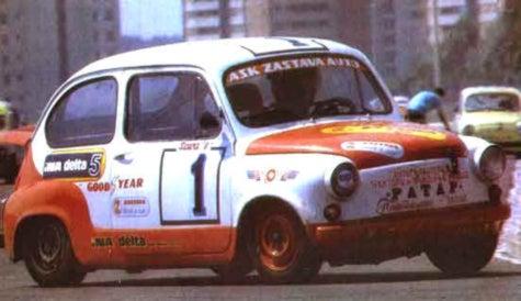 The Red Menace: Zastava-Yugo 750!