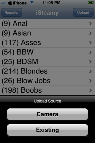 iSteamy Converts iPhone into Handheld Porn Powerhouse (Extremely NSFW)