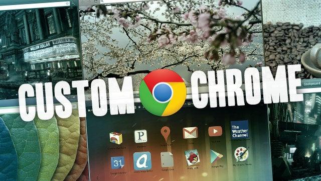 Lifehacker Readers' Custom Chrome Themes