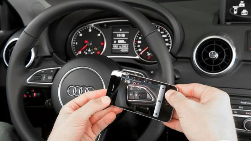 Audi's New Augmented Reality Owner Manual Is Incredible