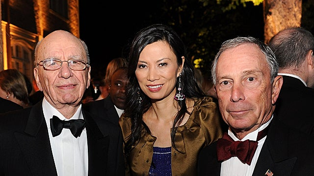 Michael Bloomberg Has Rupert Murdoch's Back