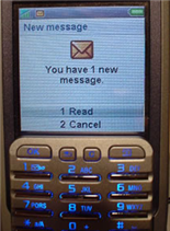 Get SMS reminders with oh, don't forget...