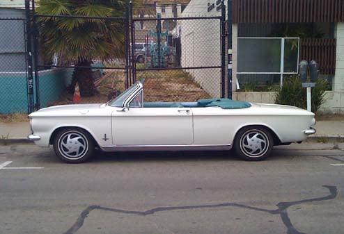 DOTS-O-Rama Sunday: 1964 Chevrolet Corvair