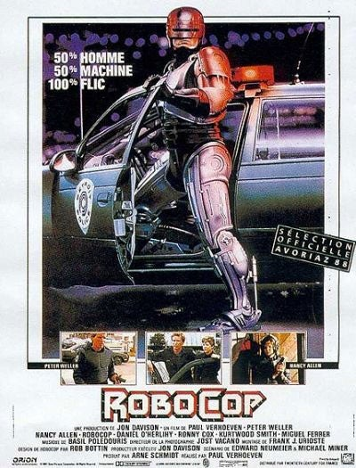 Buy The Robocop Cop Car For $19,000