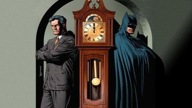 Batman's secret identity is . . . Bruno Díaz!