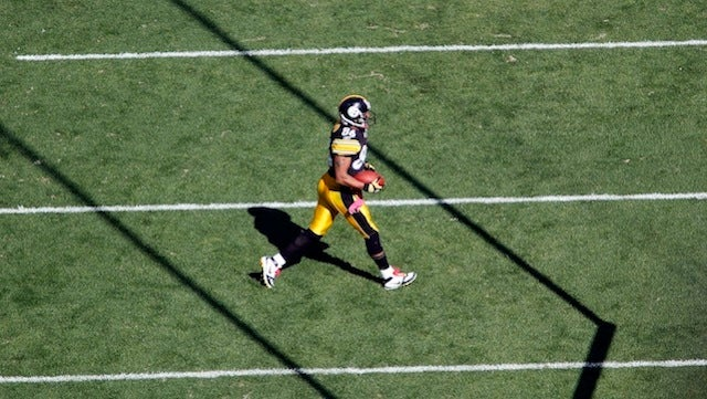 Hines Ward Is Done In Pittsburgh, And That Seems Strange