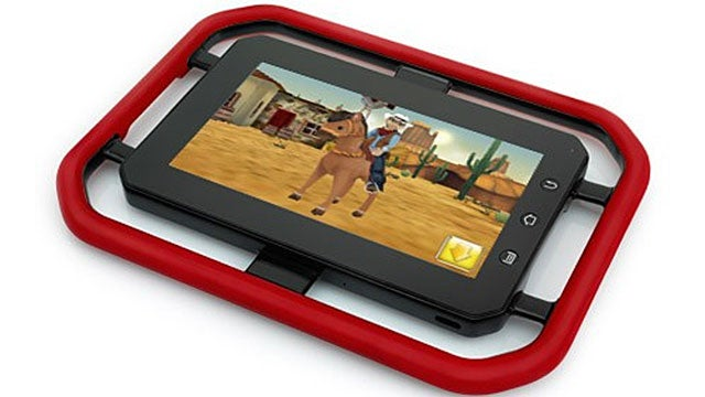 Meet VINCI Tab, the soft-sided Android Tablet For Toddlers