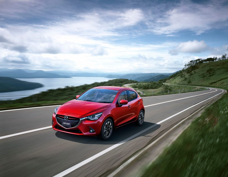 The 2015 Mazda2 Is How You Make A Good-Looking Small Hatch