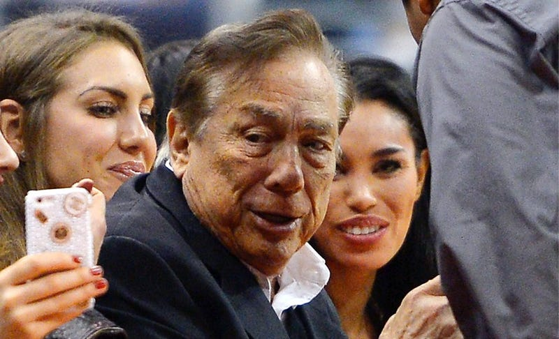 Donald Sterling Sent the NBA a Letter Agreeing to Sell Clippers