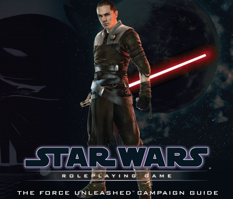 Unleash Even More Force with a New Star Wars RPG Campaign Guide