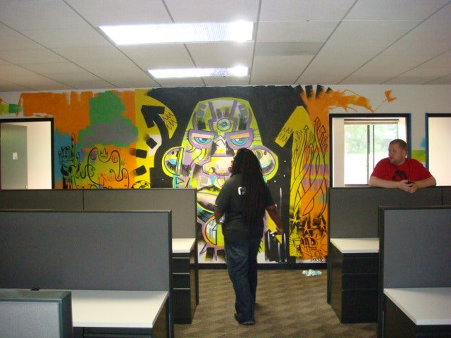 8-Bit Office: Inside GameTrailers' New Office