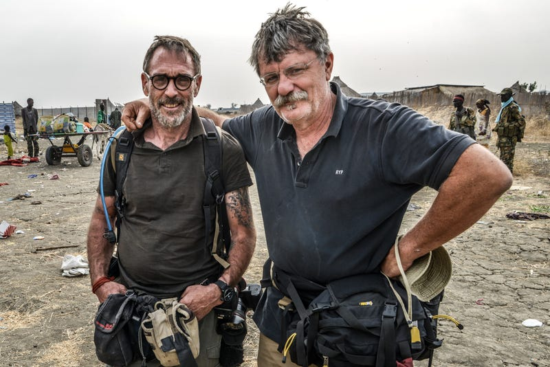 How To Shoot A Documentary In A War Zone