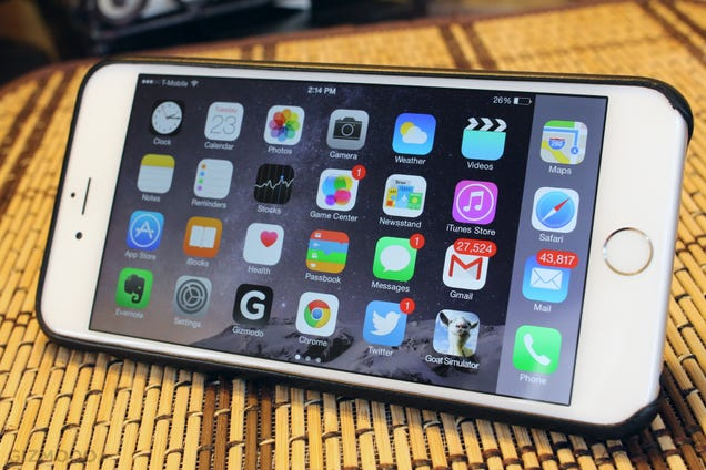 ​iPhone 6 Plus Review: The Best Tablet I've Ever Used