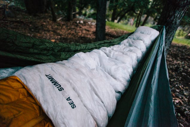 Adventure Tested: Sea To Summit Spark SP1 Ultralight Sleeping Bag