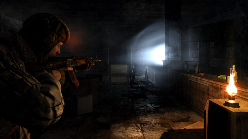 Three Important Notes about Metro Last Light