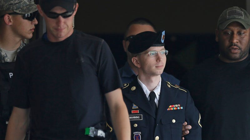 """Bradley Manning Apologizes: """"I'm Sorry I Hurt the United States"""""""