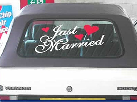 What Would You Drive On Your Honeymoon?