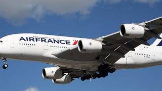 Air France Flight Escorted to JFK Airport After Anonymous Threats Made