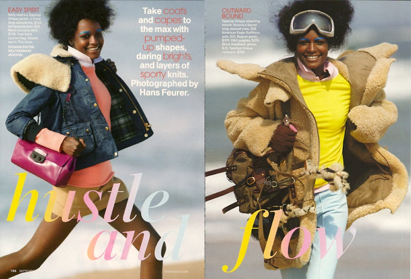 How Many Black Models Were In The September Issues?