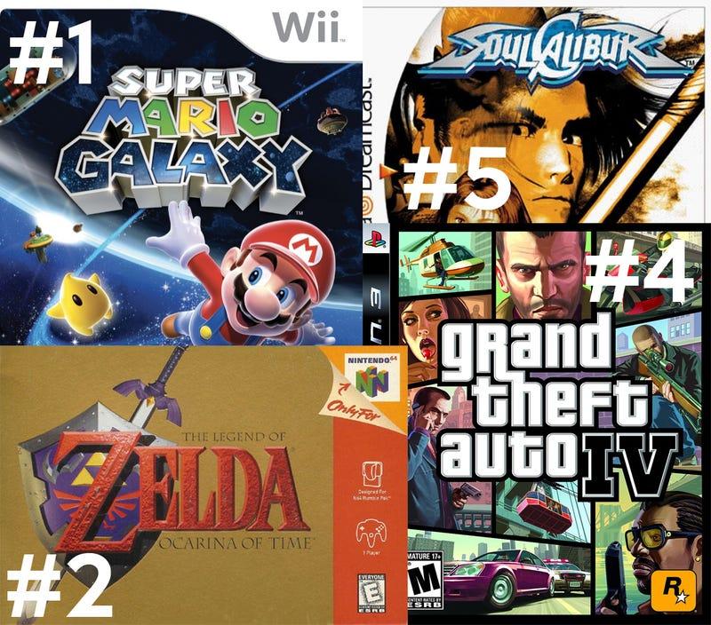 Will GTAV Upset the Nintendo Triad of Critical Acclaim?