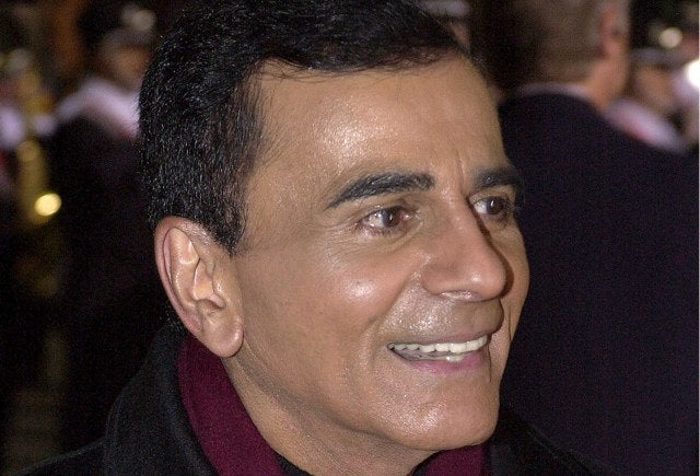 Casey Kasem's Body Reported Missing From Funeral Home