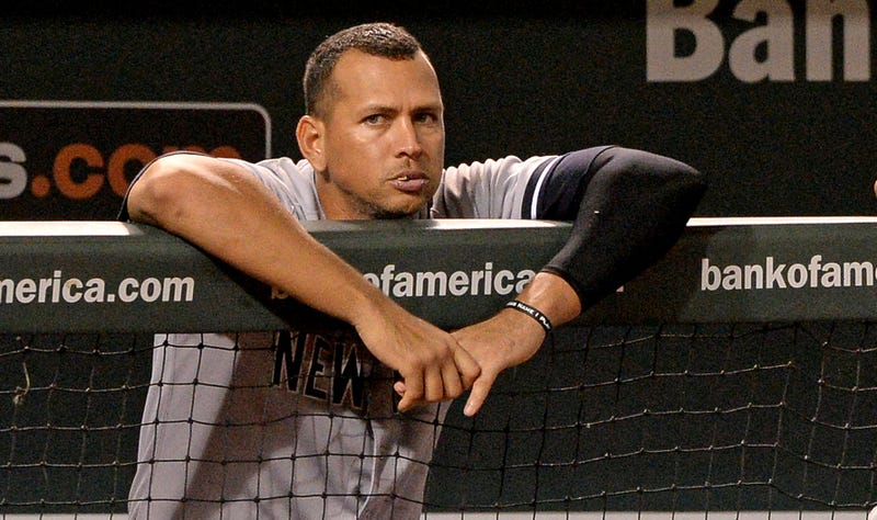 Alex Rodriguez Will Skip The Yankees' Last Series, So Say Goodbye Now