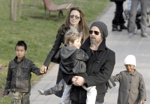Brangelina's Sex Life Not as Noisy as Previously Thought