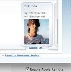 PandoraBoy Brings Streaming Radio to Your Desktop
