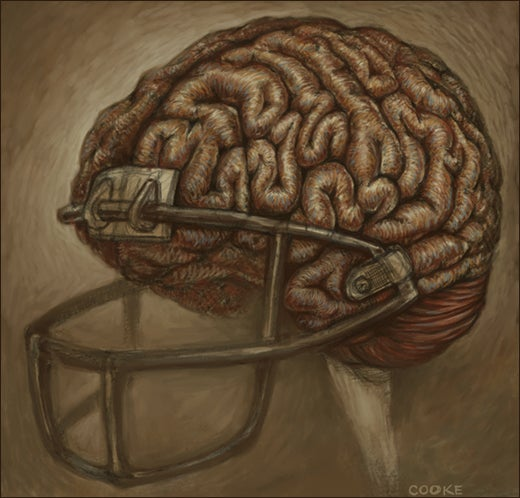 How A Bad NCAA Rule Could Make Football's Concussion Crisis Even Worse