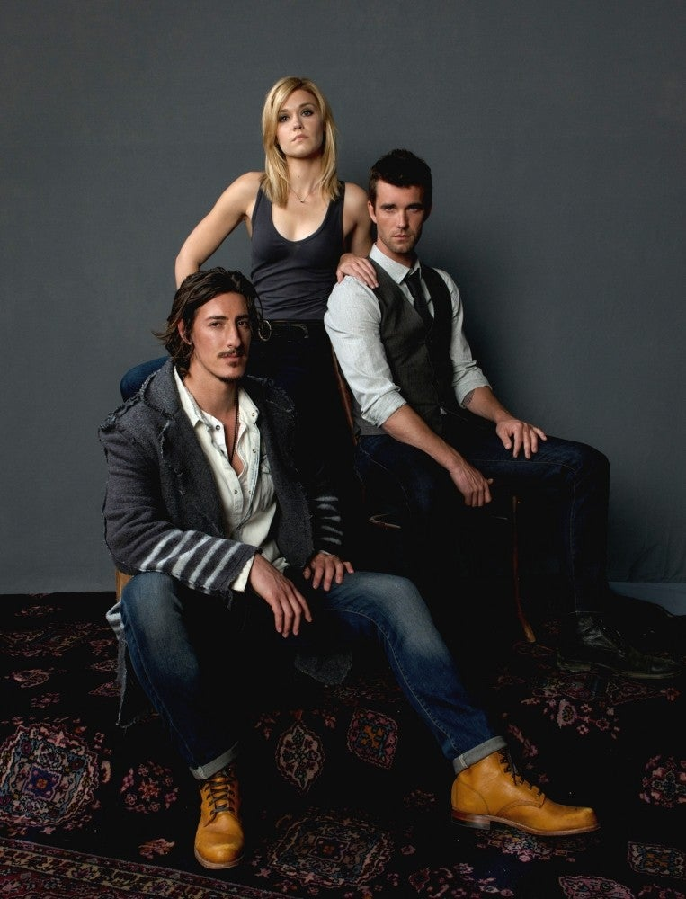 Haven Cast Photos