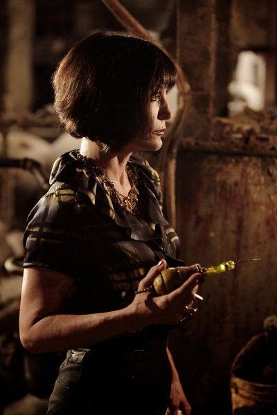"""Grimm 1x03, """"Beeware"""" Pictures"""