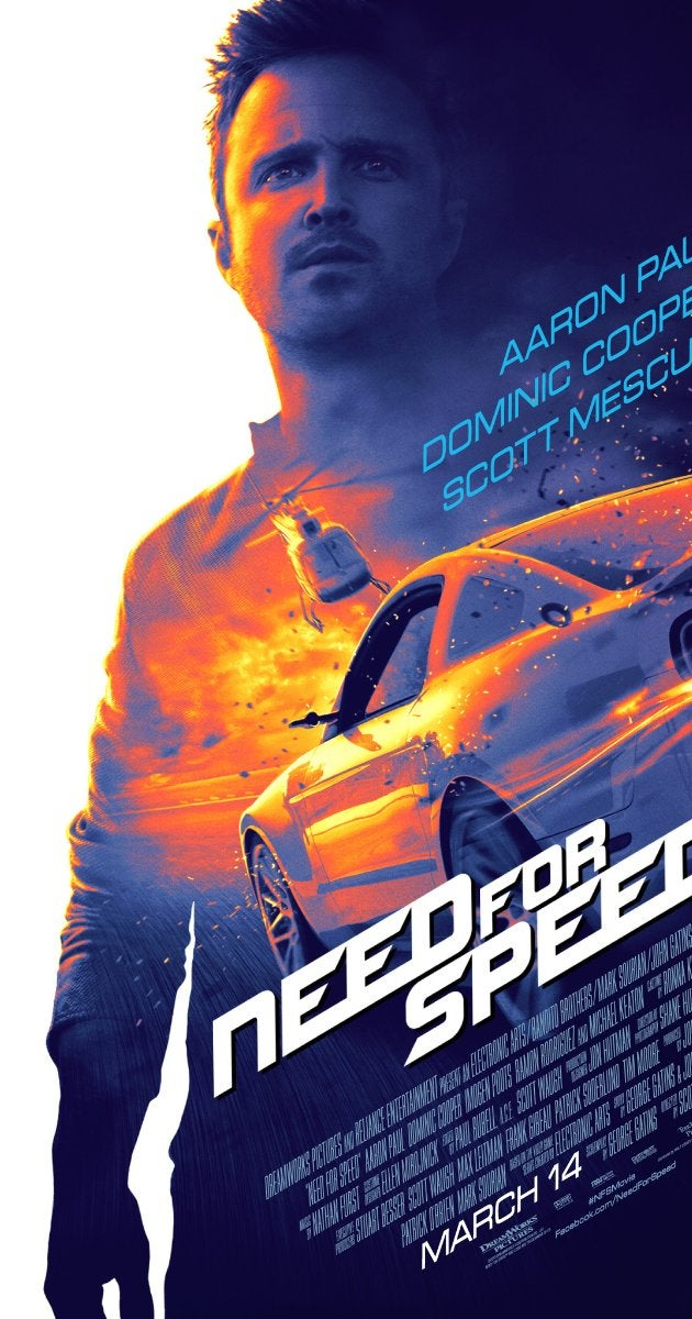 Need for Speed Was Pretty Awesome