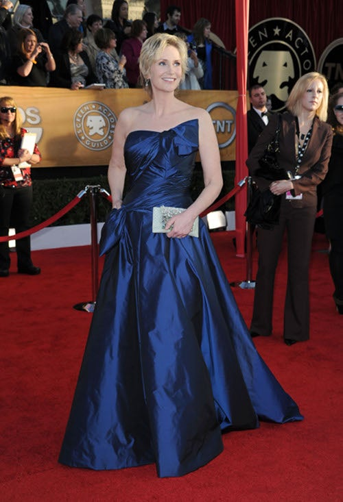 The Rest: The SAG Awards' Most Awesomely Ridiculous Outfits