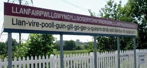 Does Anyone Here Know Welsh?